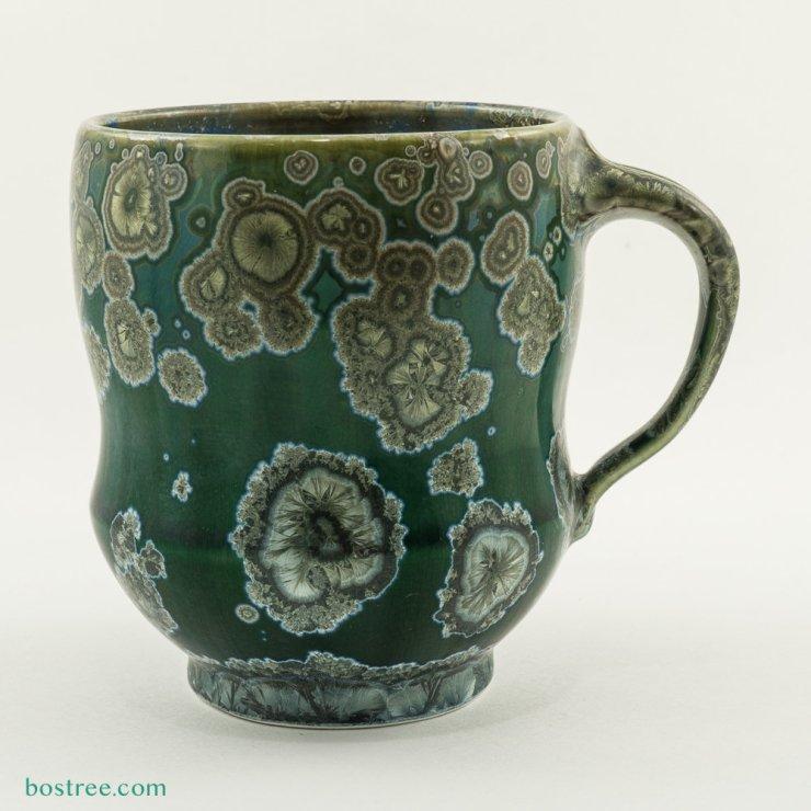 Crystalline Glaze Mug by Andy Boswell #AB00549
