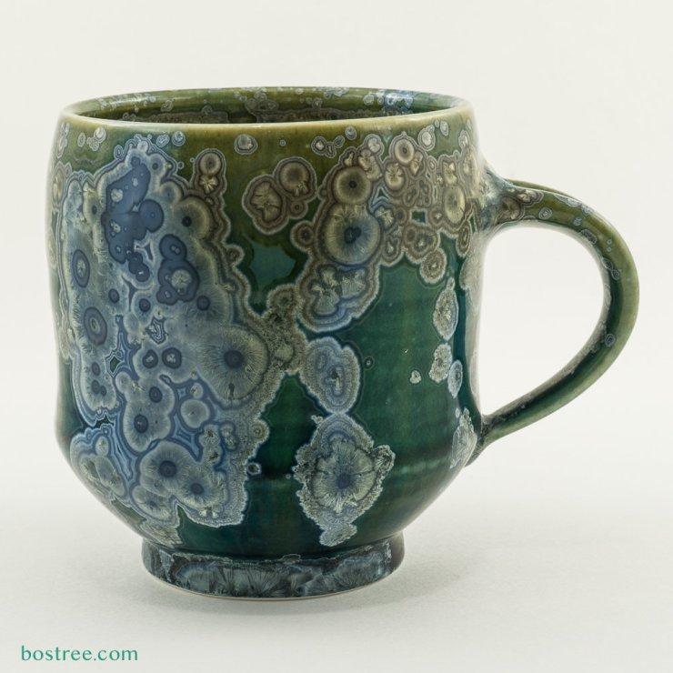 Crystalline Glaze Mug by Andy Boswell #AB00550 AB00550