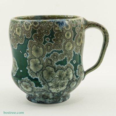 Crystalline Glaze Mug by Andy Boswell #AB00559