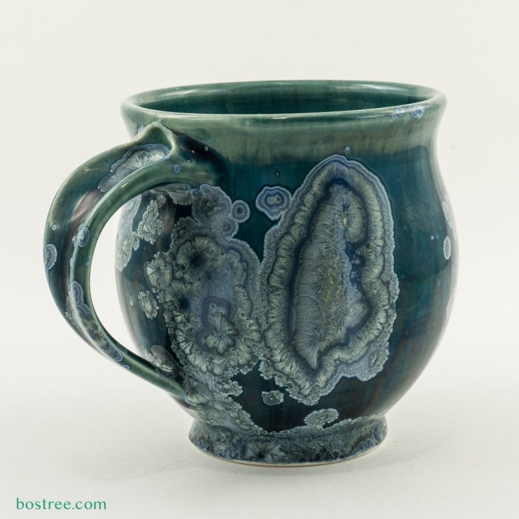 Crystalline Glaze Mug by Andy Boswell #AB00460