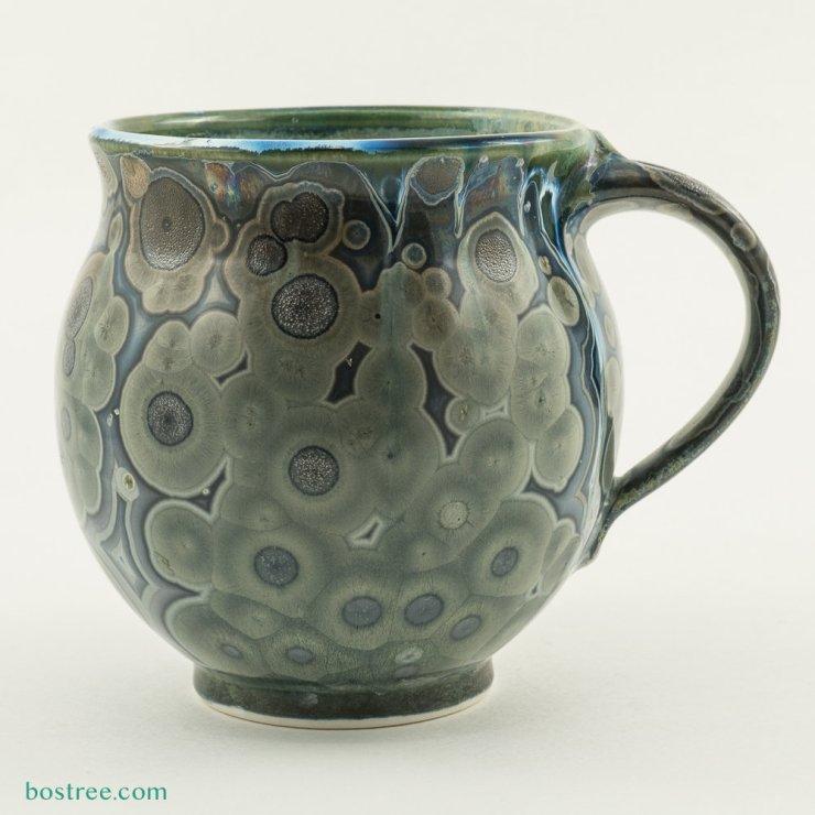 Crystalline Glaze Mug by Andy Boswell #AB00288 AB00288