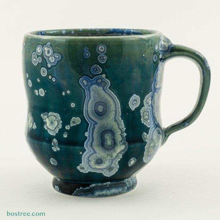 Crystalline Glaze Mug by Andy Boswell #AB00525 AB00525