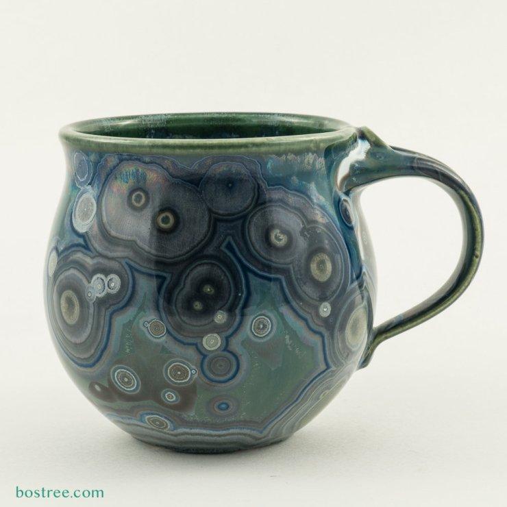 Crystalline Glaze Mug by Andy Boswell #AB02017 AB02017