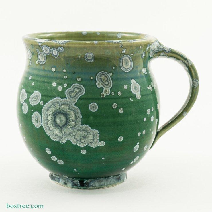 Crystalline Glaze Mug by Andy Boswell #AB00626