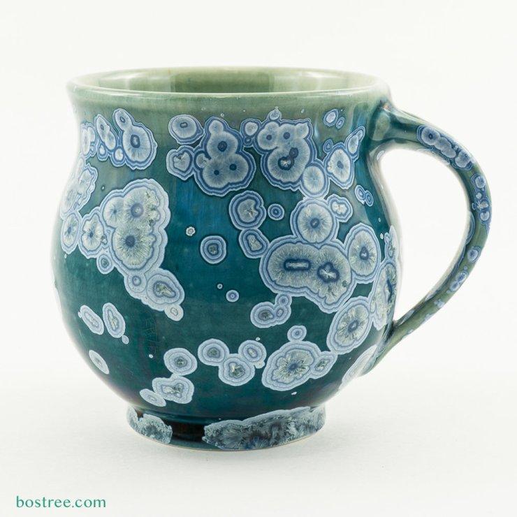 Crystalline Glaze Mug by Andy Boswell #AB00709 AB00709