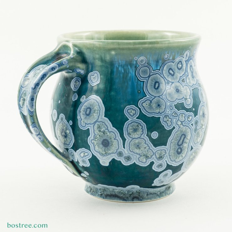 Crystalline Glaze Mug by Andy Boswell #AB00709