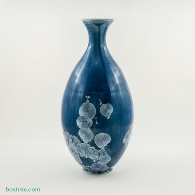 Crystalline Glaze Vase by Andy Boswell #ABV0011