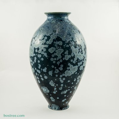 Crystalline Glaze Vase by Andy Boswell #ABV2017