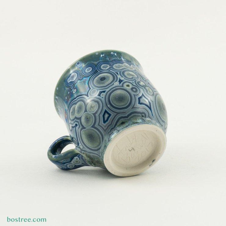 Crystalline Glaze Mug by Andy Boswell #ABCS004