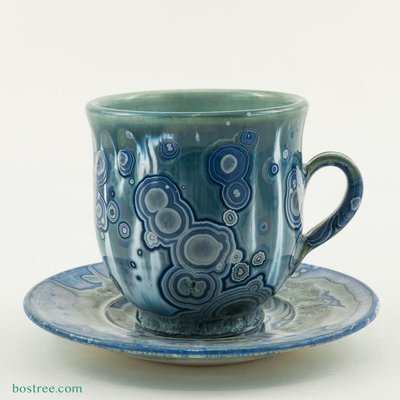 Crystalline Glaze Mug by Andy Boswell #ABCS012