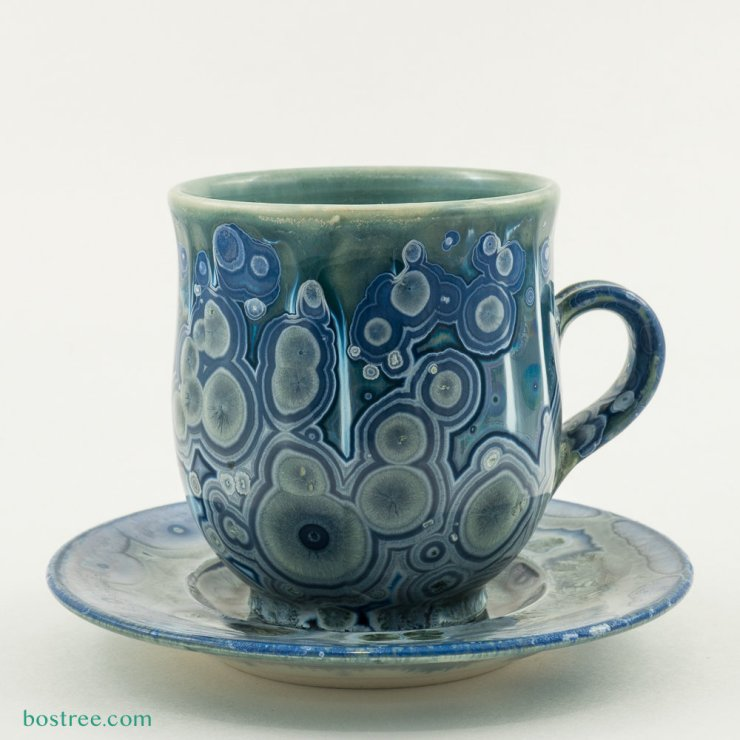 Crystalline Glaze Mug by Andy Boswell #ABCS015 ABCS015