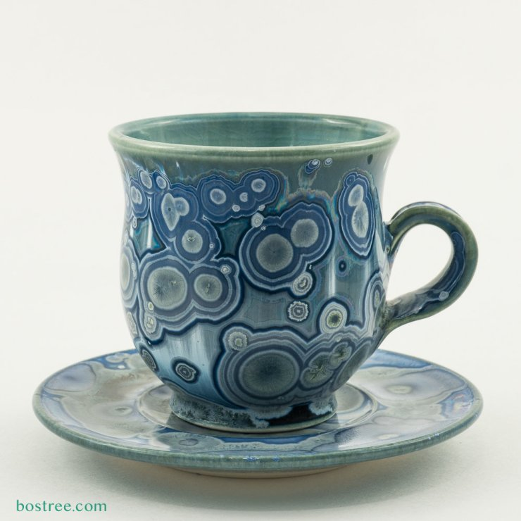 Crystalline Glaze Mug by Andy Boswell #ABCS016 ABCS016