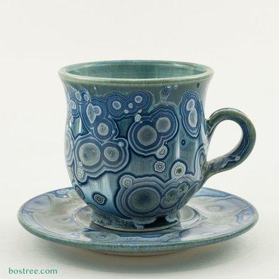 Crystalline Glaze Mug by Andy Boswell #ABCS016