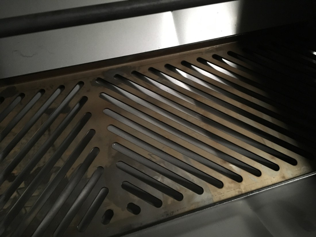 REPLACEMENT FIRE GRATE
