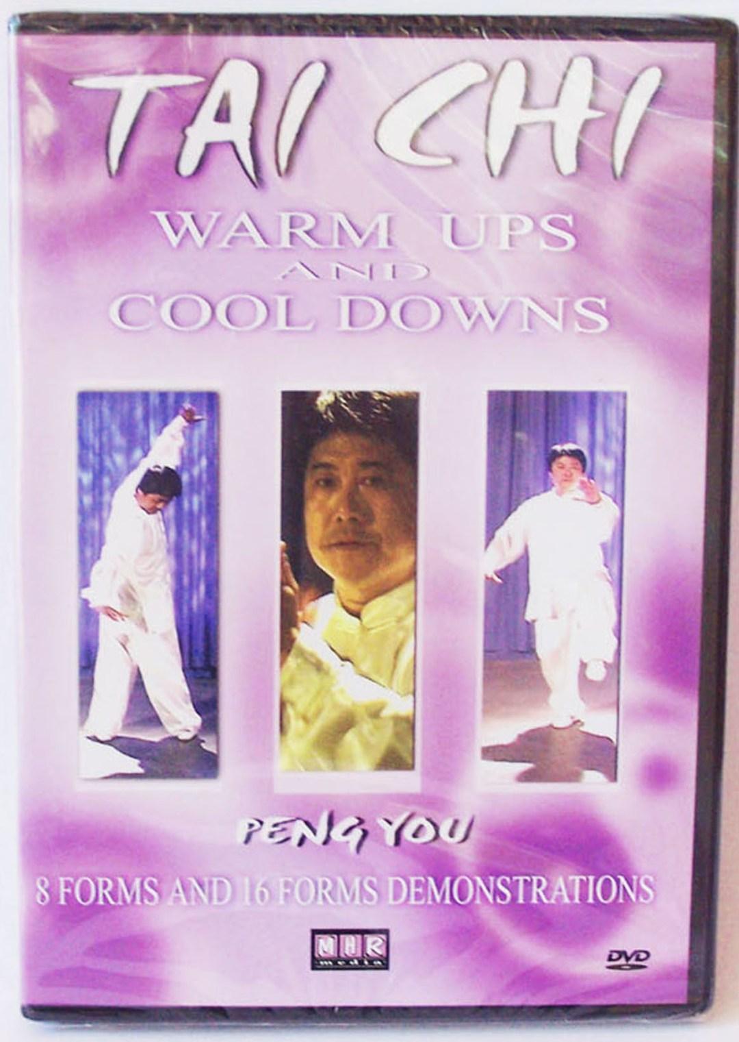 DVD Tai Chi Warm Ups and Cool Downs 00022