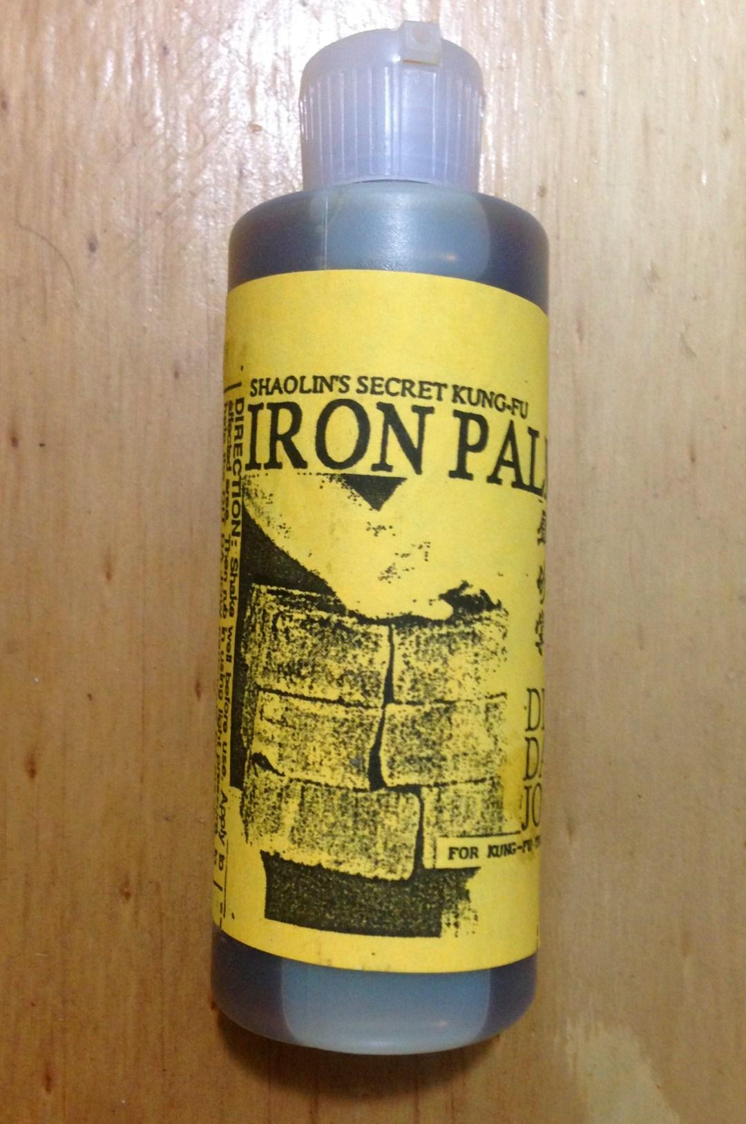 Dit Da Jow  Iron Palm 00033