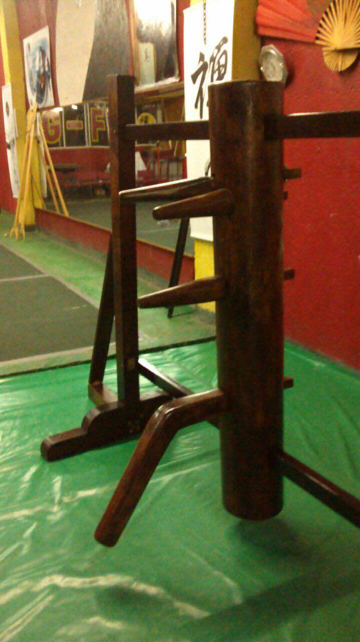 Muñeco de Madera Wing Chun 00084