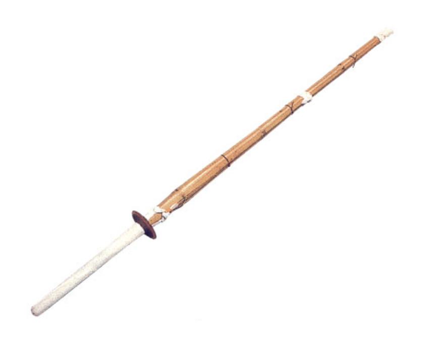 Shinai de Bambú Kendo Katana