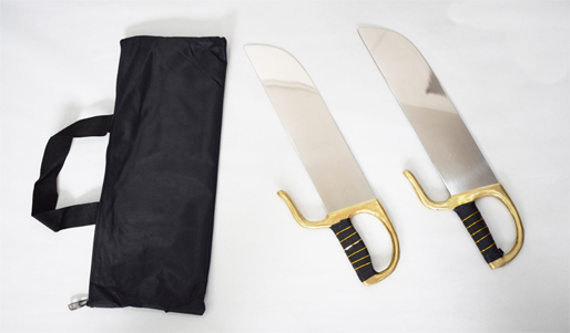 Cuchillos Mariposa Premium Wing Chun 00188