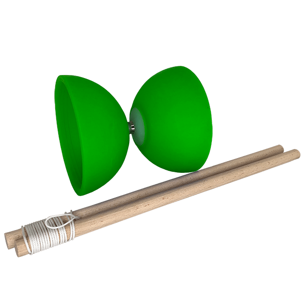 Diabolo with Control Sticks