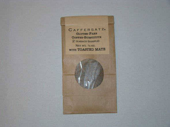 Caffersatz---Sample---2 tbags:  $1.00 + FREE SHIPPING