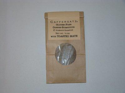 Caffersatz---Sample---2 tbags:  $1.00 + FREE SHIPPING