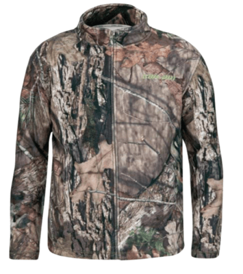 Mossy Oak Camo Fleece