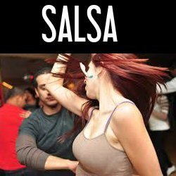 SALSA CRASH COURSE - Wednesday's July 17 - August 14th