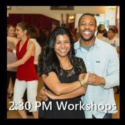 SUNDAY AFTERNOON 2:30 PM UPPER LEVEL WORKSHOPS