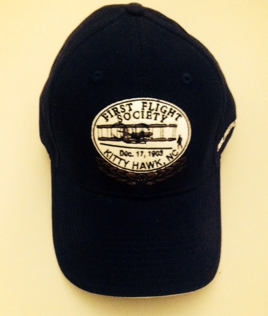 First Flight Society Baseball Cap 0009