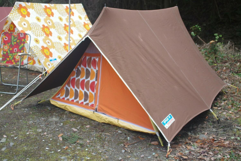 マルシャルA型テント プリマベーラ140 3人用