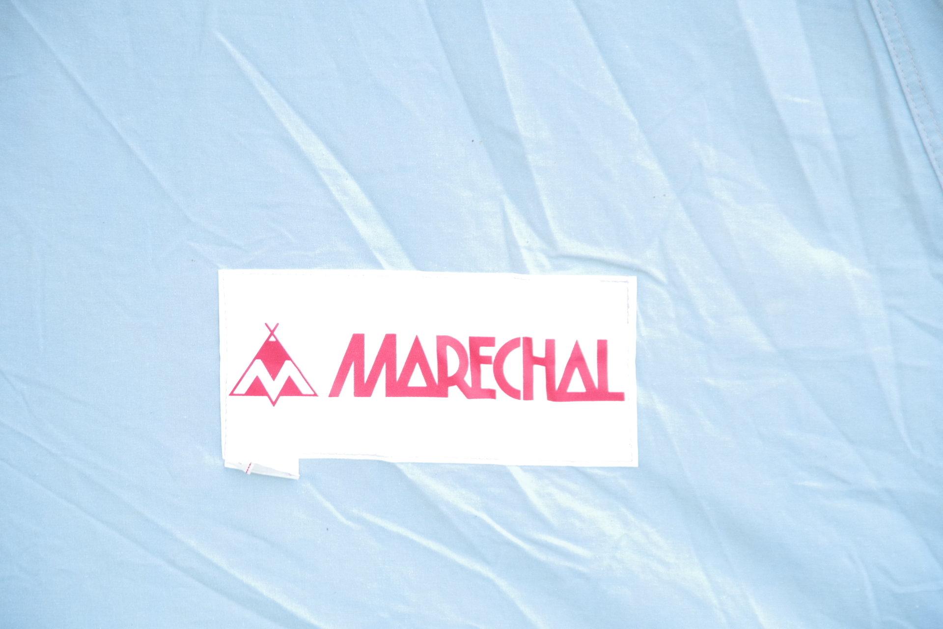 マルシャル ビアリッツ4 ロッジテント 4人用 ストライプ ヴィンテージ幕 フレームテント Marechal
