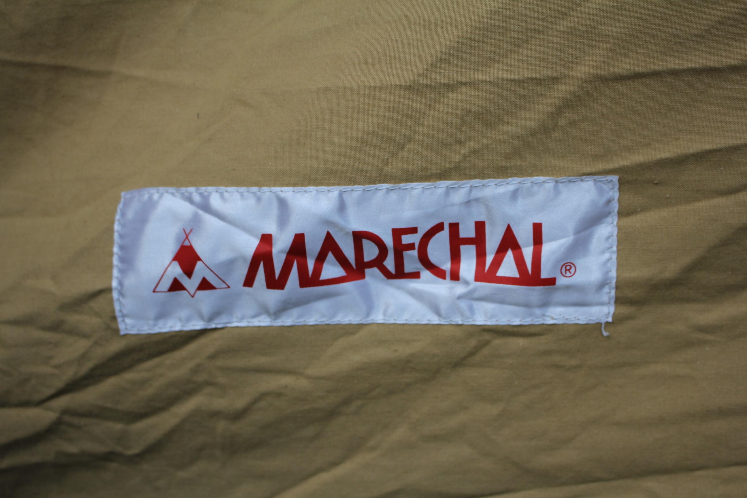 マルシャル コンパクトラックス6 フルコットン ロッジテント ヴィンテージ幕 フレームテント Marechal Compact Luxe 6