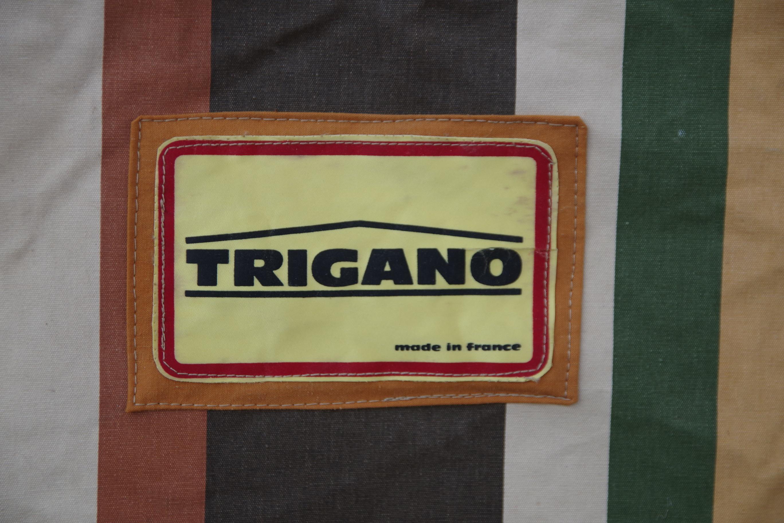 トリガノ 70年代 横型ロッジ ヴィンテージ TRIGANO