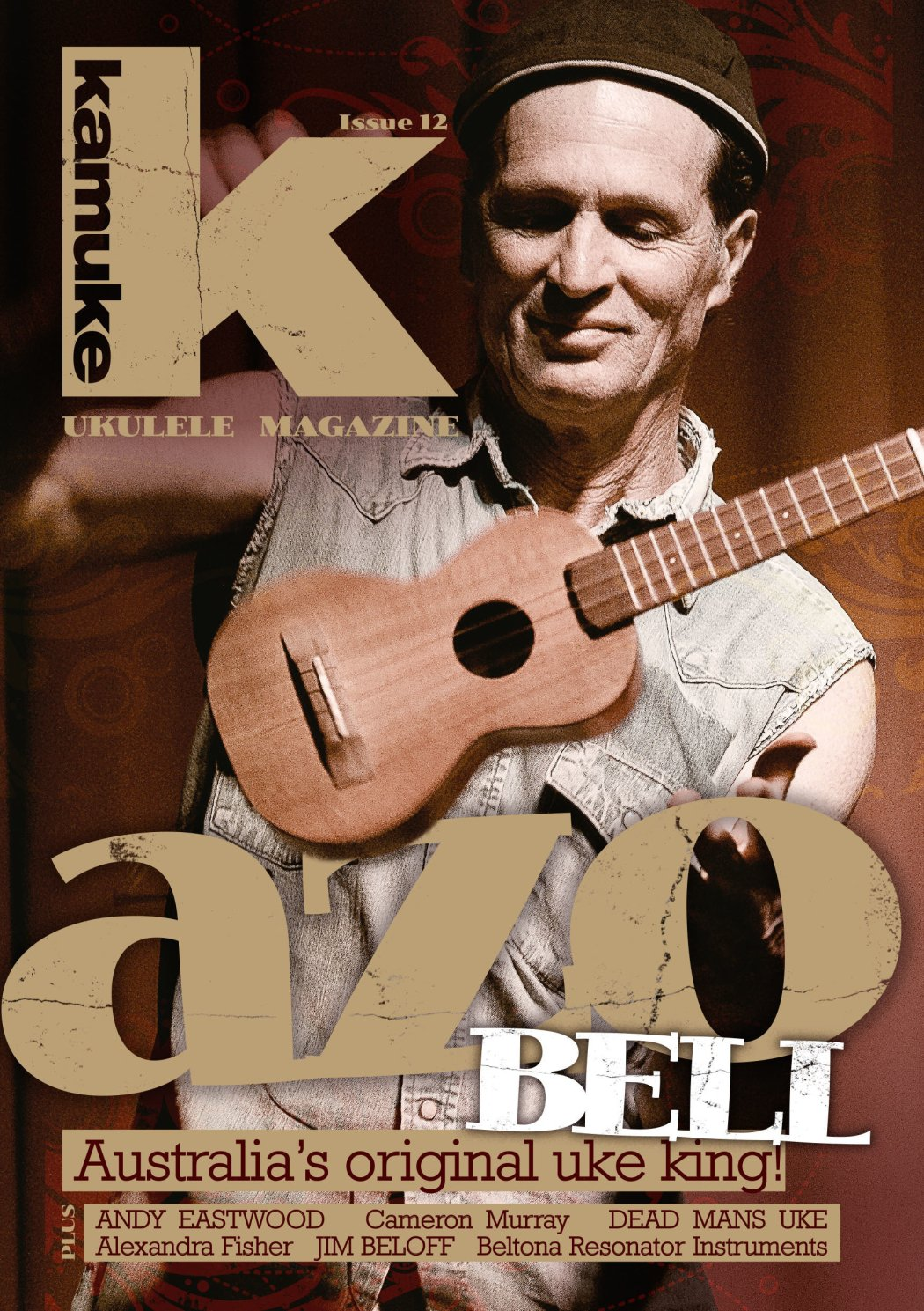 KAMUKE Issue 12 K12