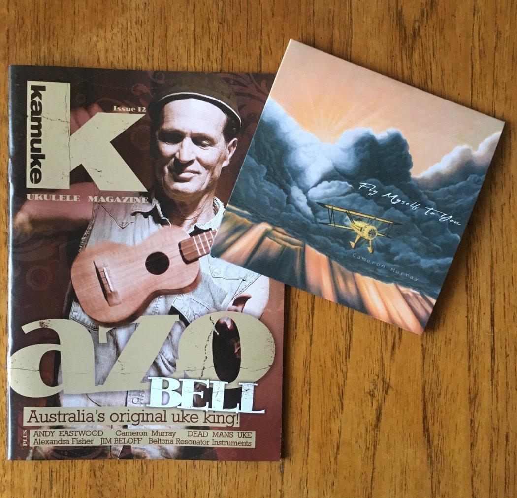 KAMUKE Issue 12 + Fly Myself To You BUNDLE