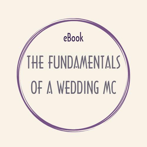 ebook PDF THE FUNDAMENTALS OF A WEDDING MC