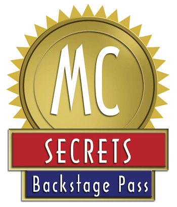 mc secrets backstage pass