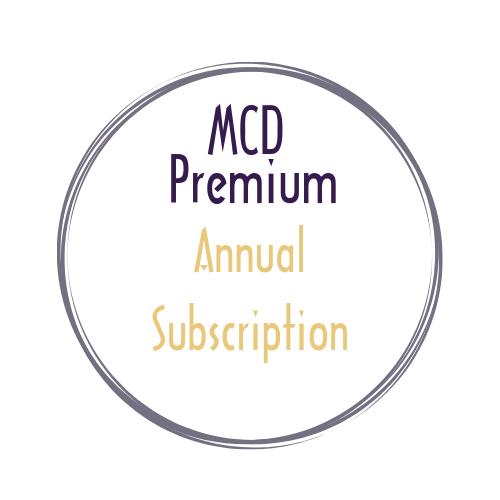 MC DIRECTORY Premium Quarterly Subscription mcd premium qtr sub