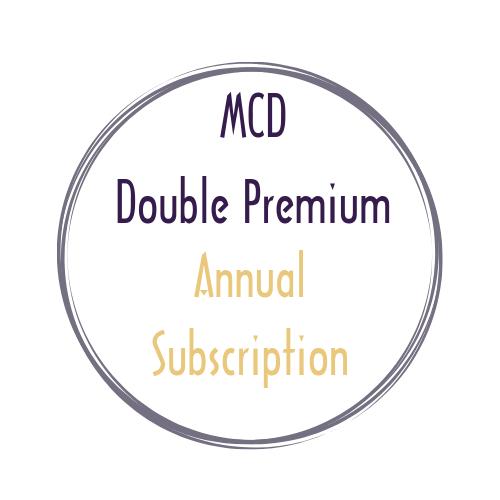 MC DIRECTORY Double Premium Profile Annual Subscription premium profile double annual