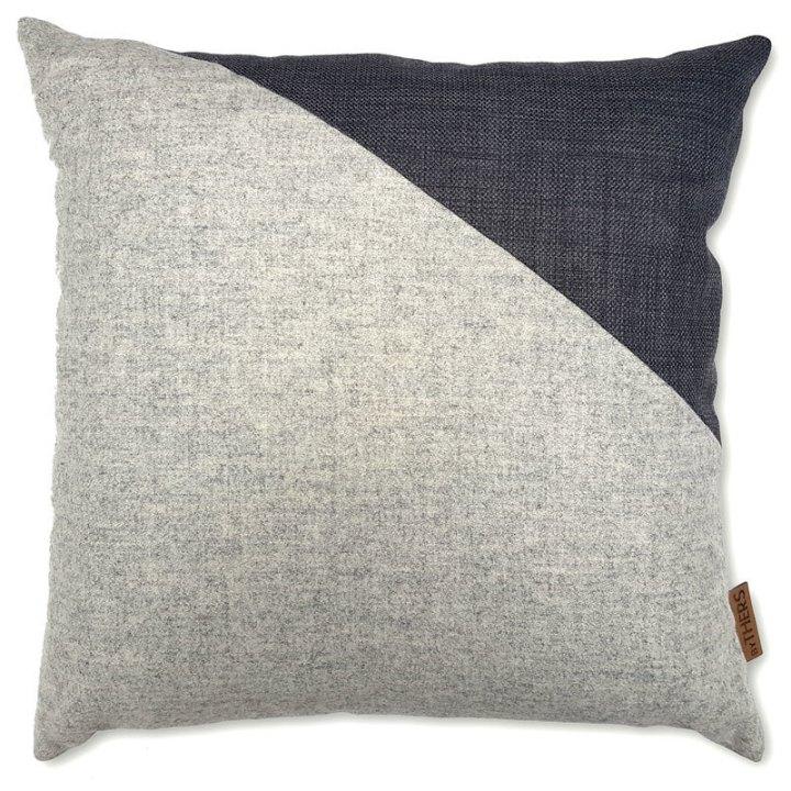 Contrast, lys grå/grå - LAGERSALG 9004