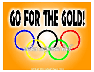 Go for the Gold! 200708