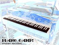Pre-Piano Camp Program Package PPC