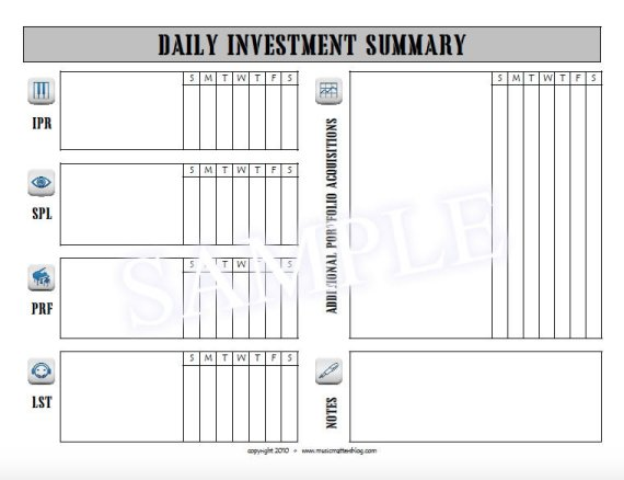 Quest for Capital Sample - Assignment Page