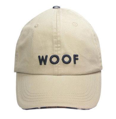 Woof Cap - Khaki