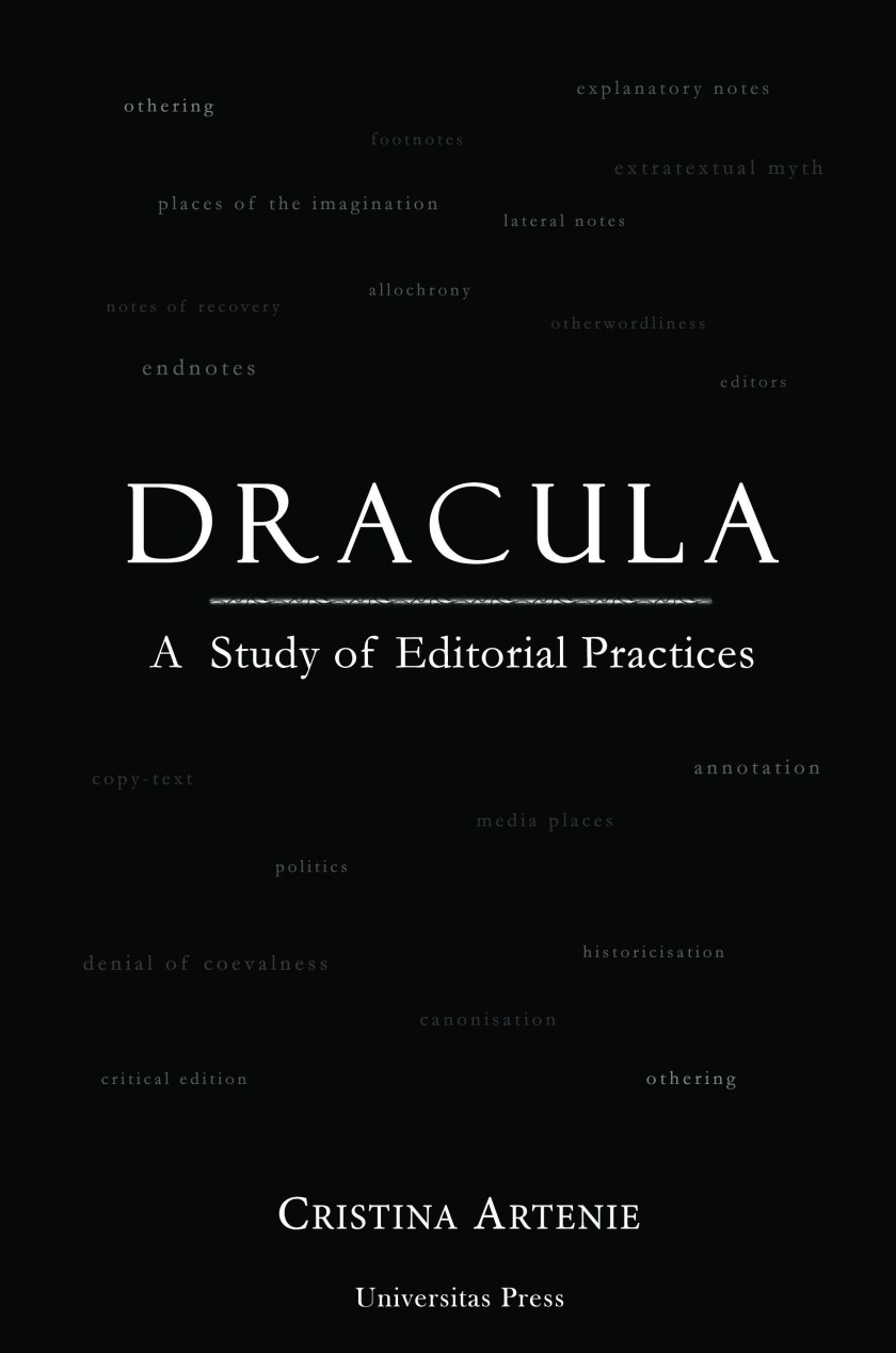 Dracula: A Study of Editorial Practices 00012