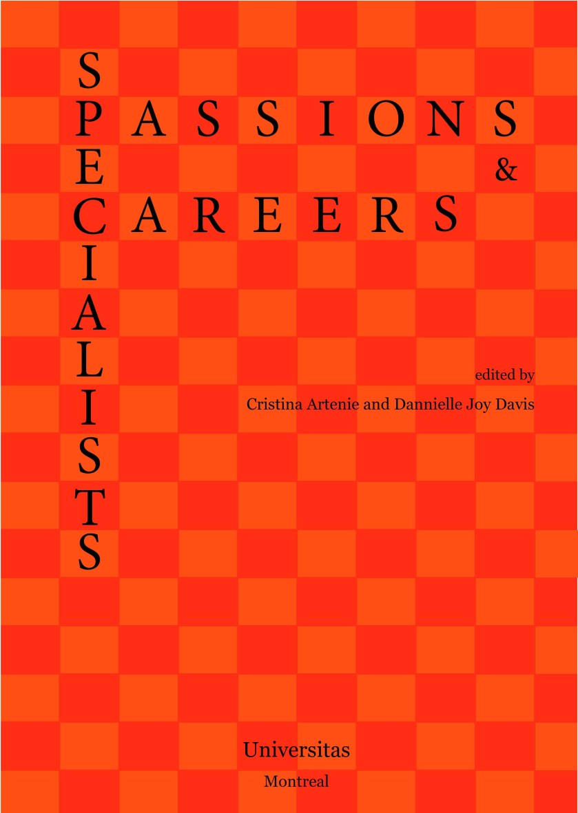 Specialists: Passions and Careers 00016