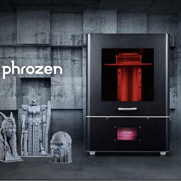 Phrozen Shuffle XL 3D Printer with WiFi