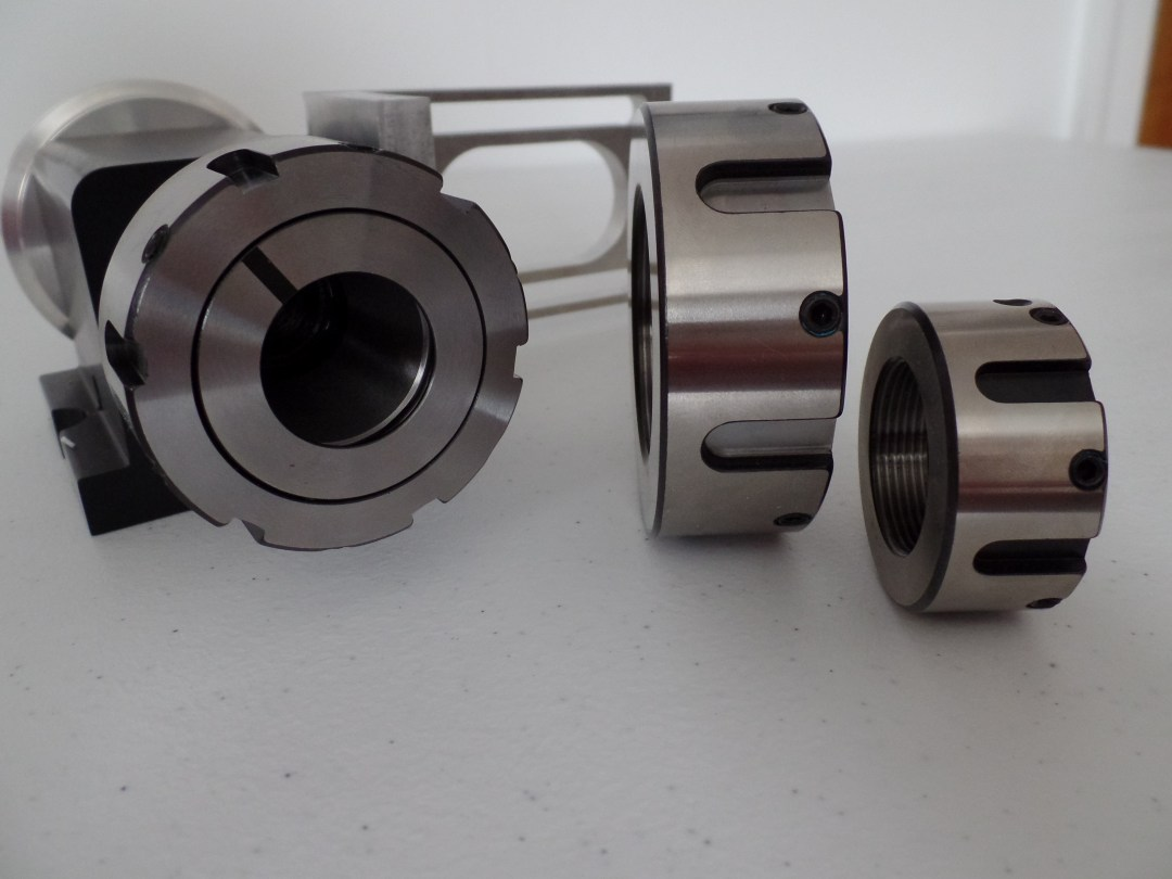 Adjustable ER Collet Nut - ER25 Size AZER25