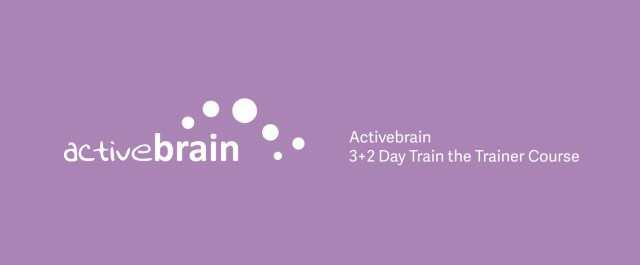 Activebrain : Train the Trainer - The Full Package (5 Days)